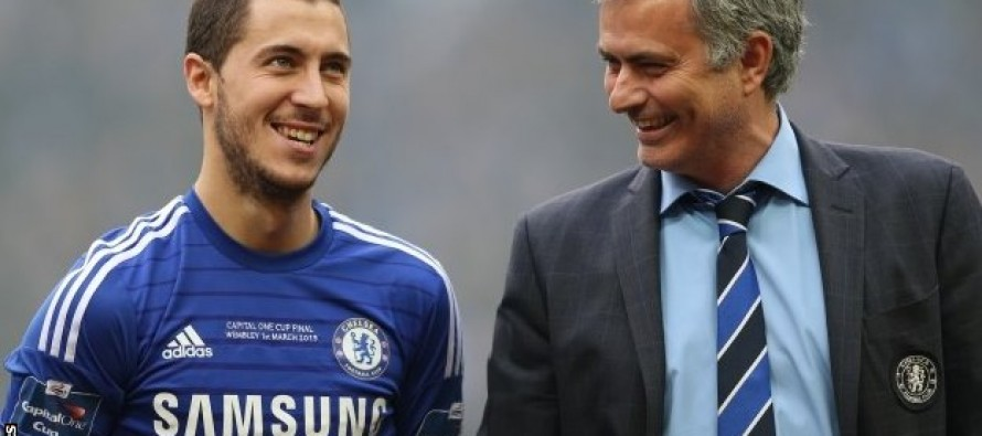 Mourinho hopes break refreshes Chelsea and Hazard