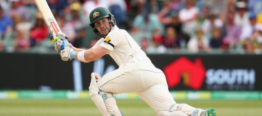 Australia all out for 224 to lead New Zealand's 202