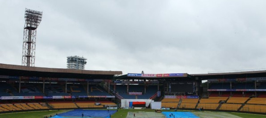 No play again in India-South Africa Test