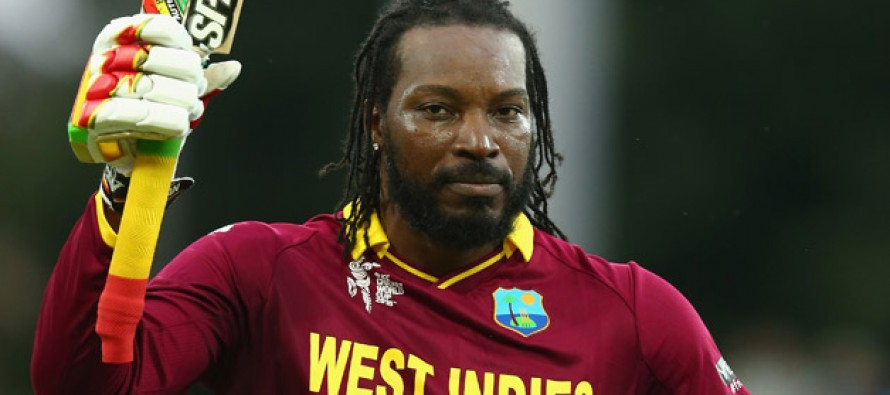 Chris Gayle on T20 world cup