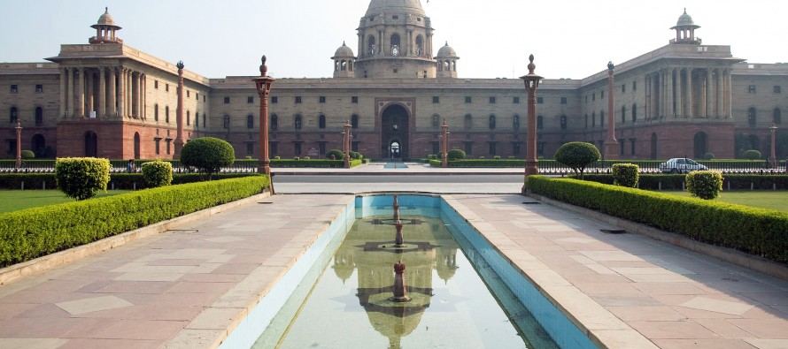 Ministry of External Affairs holds all cards