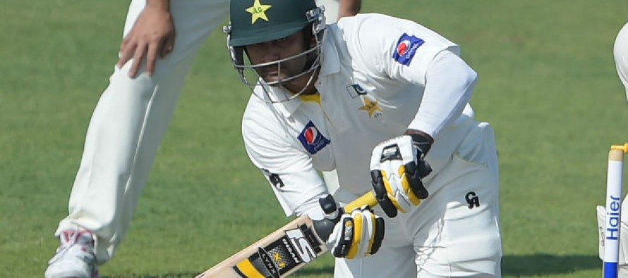 Hafeez more focused on batting after bowling ban