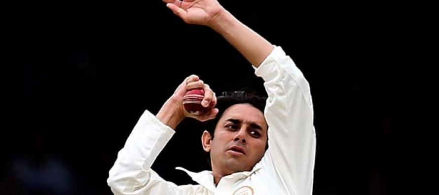 Pakistan suspend Ajmal contract over bowler comments