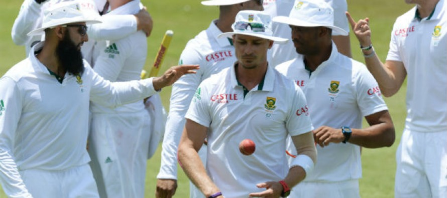Steyn, Philander out of second India Test