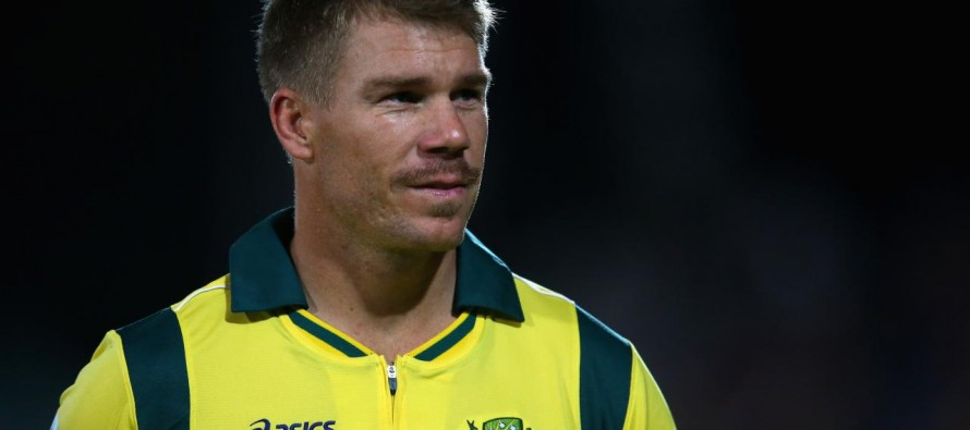 Warner vows 'in your face' cricket against Kiwis