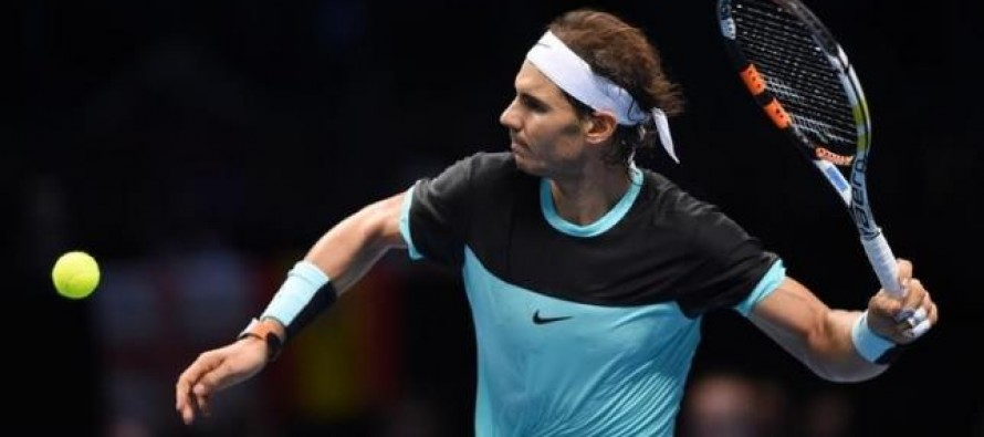Nadal too hot at Tour Finals as Murray melts