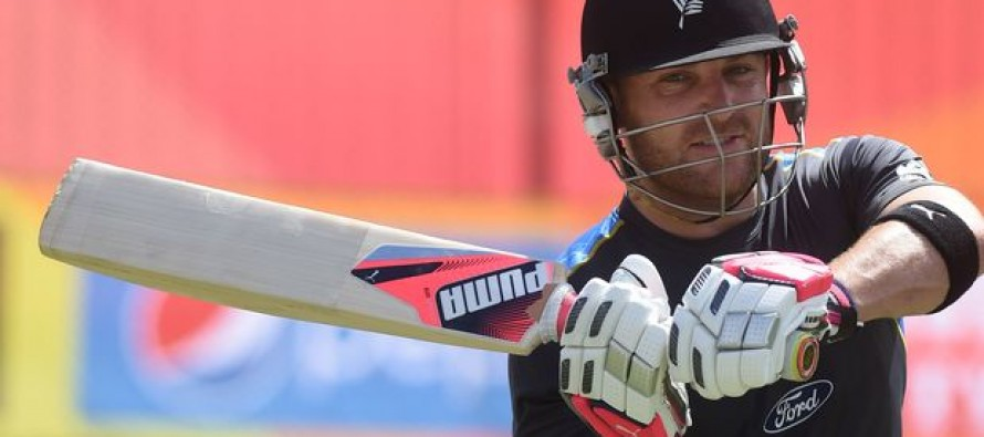 Day-night match could be 'outstanding' for tests – McCullum