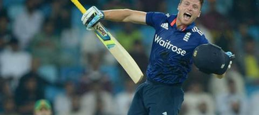 Buttler's fastest ton steers England to series win