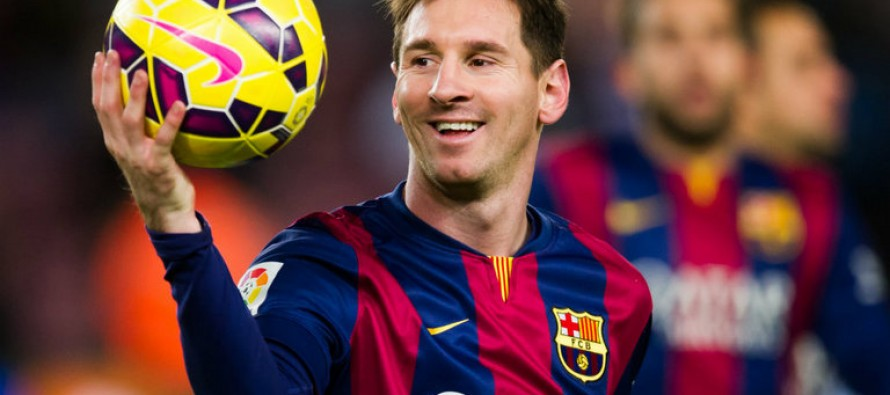 Lionel Messi to play the El Clasico- Adriano