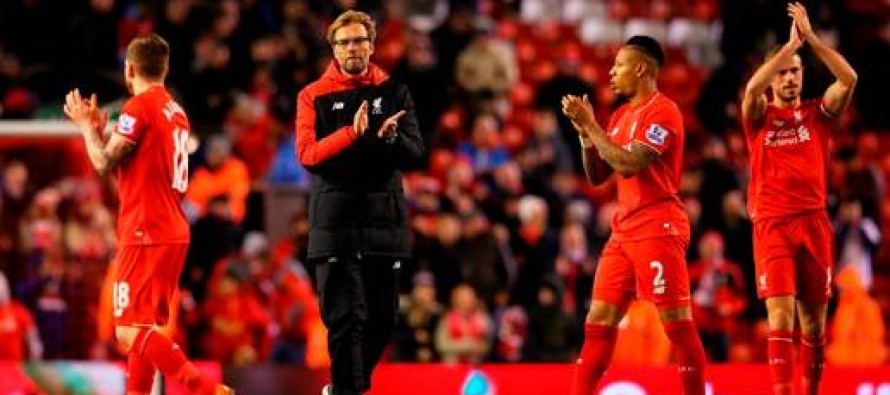 Milner gives Klopp first Anfield league win