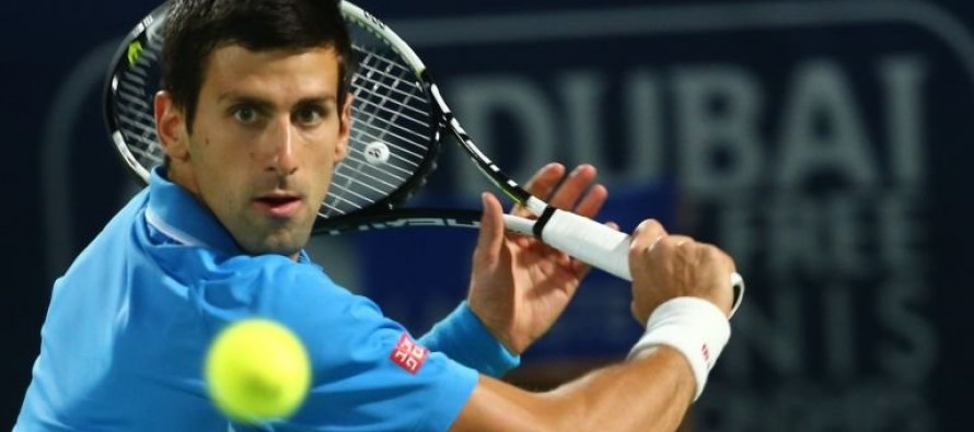 Djokovic aiming to end golden year with a bang