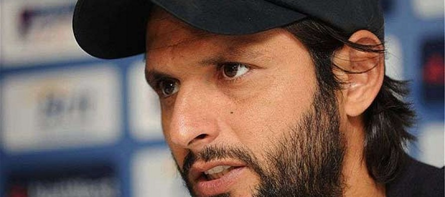 PCB stops Afridi from giving statement on policy matters
