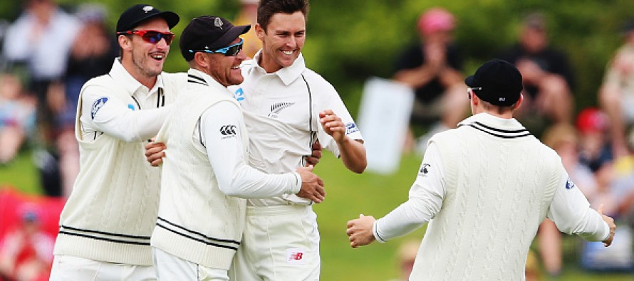 Boult faces fitness test to play for Black Caps