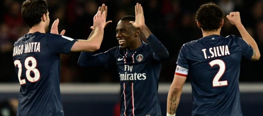 Five-star PSG punish Lyon to extend enormous lead