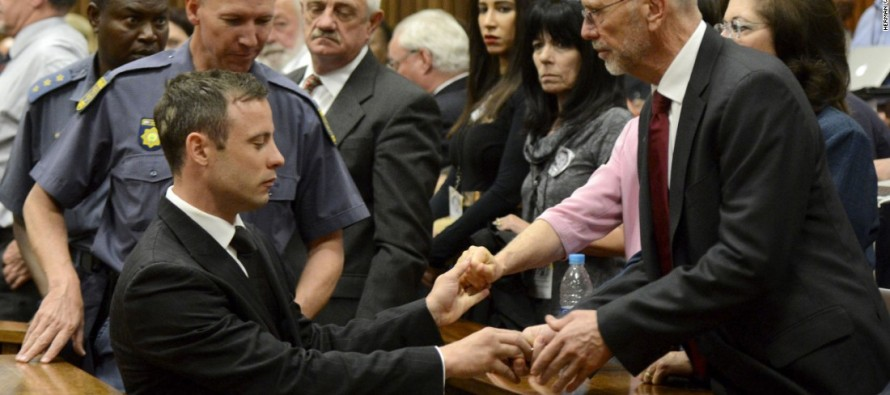 Oscar Pistorius: From Olympic fame to murder appeal