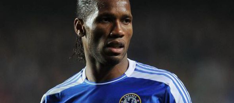 Impact say no Chelsea approach for Drogba