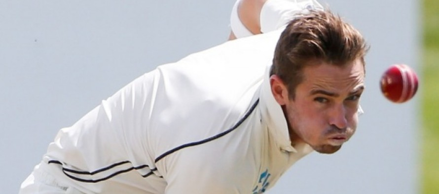 Tim Southee's take on first day's play