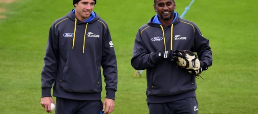 N. Zealand mull two spinners for second Test