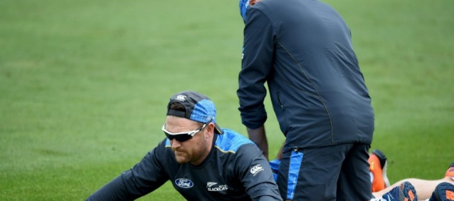 Injured McCullum may miss third Sri Lanka ODI