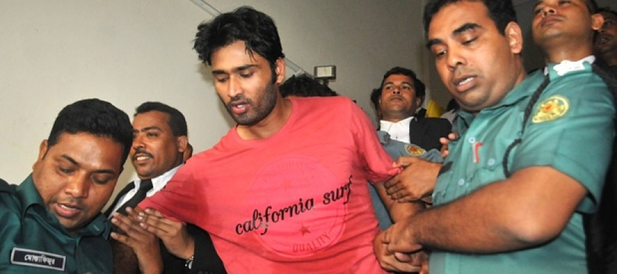 Bangladesh cricketer charged with assaulting child maid