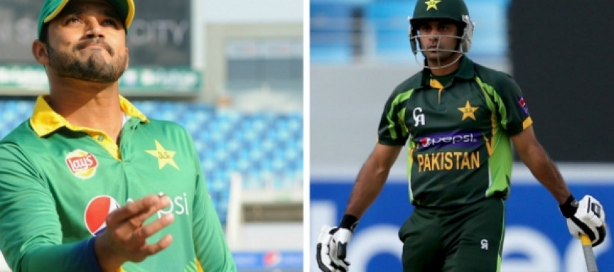 Serenity restored as Hafeez and Azhar join camp