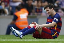 Messi out of Club World Cup semi with renal colic