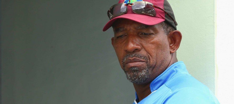 Windies coach Simmons frustrated by missing stars
