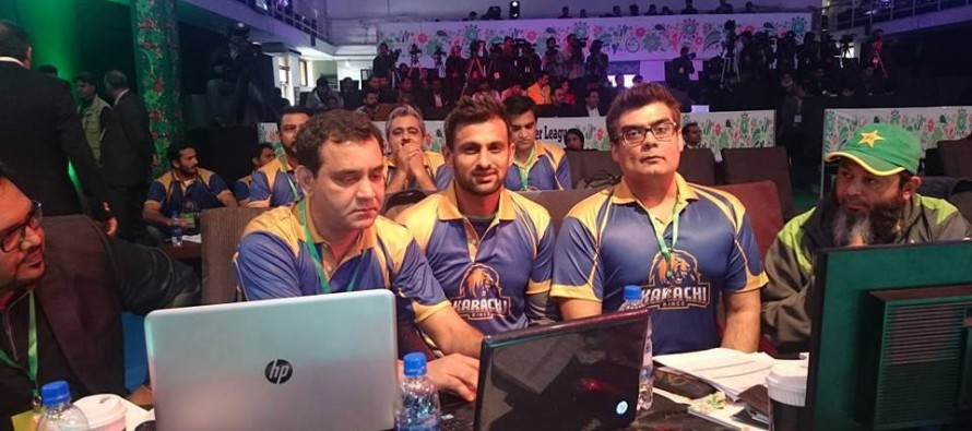 Analysis on Karachi Kings draft picks