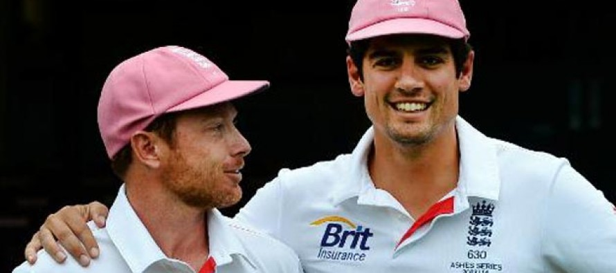 Cook backs Bell to recover from South Africa snub