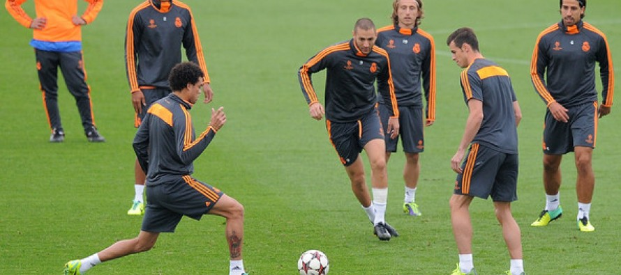Bale, Modric left out for Malmo visit