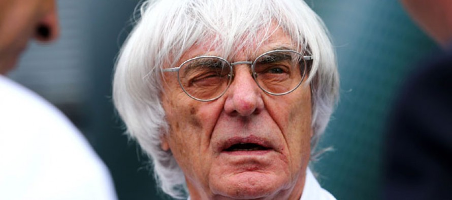 Mercedes have made F1 'boring', says Ecclestone