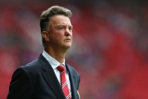 Van Gaal on the Boxing Day ropes