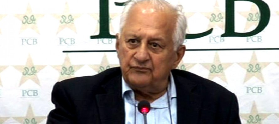 Chairman PCB annoyed with Haroon Rasheed