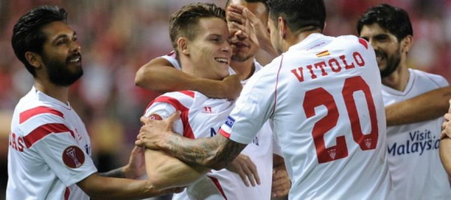 Sevilla counting on Man City to continue Europa League streak