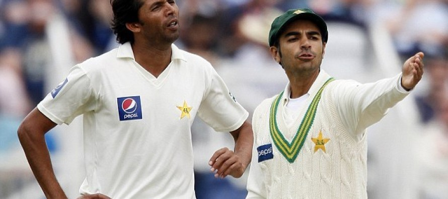 Asif and Butt's return to domestic one-day cup