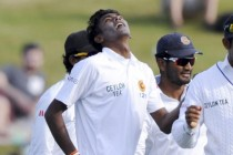 Chameera's blitz puts Sri Lanka on top