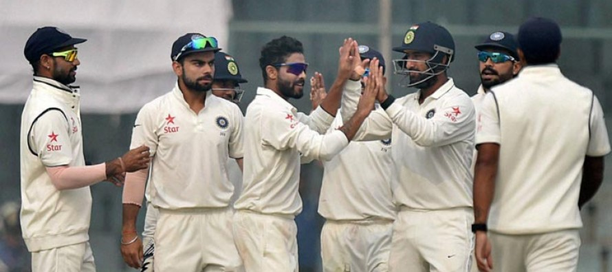 India beat South Africa by 337 runs for 3-0 series win