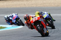 Spaniards help Lorenzo to deny Rossi