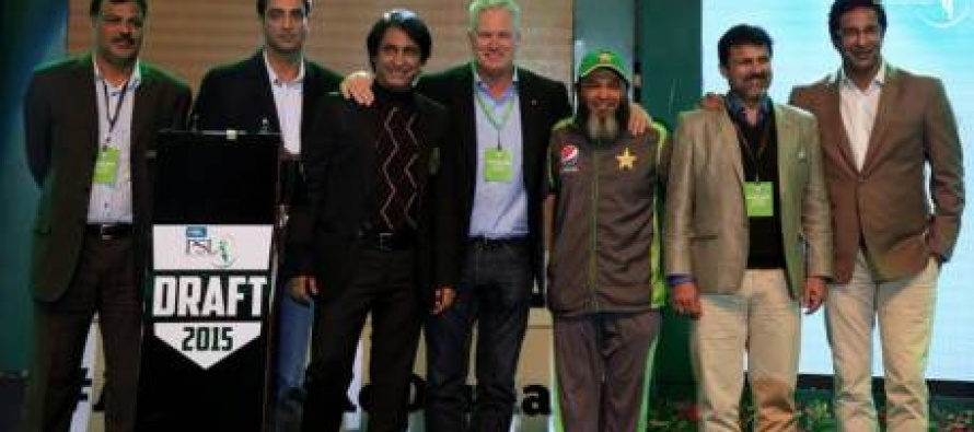 PSL draft enters day 2