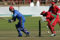 Afghanistan beat Zimbabwe in low-scoring ODI