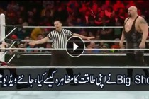 Big Show vs Heath Slater Full Match WWE RAW 18-1-2016