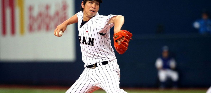 Dodgers complete eight-year deal with Maeda
