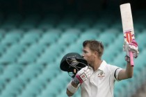 David Warner takes social media to hunt his 'missing bat'