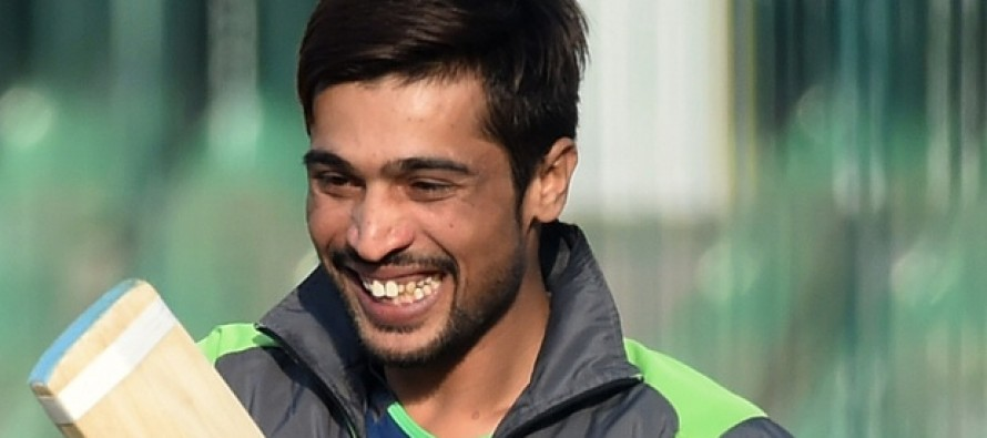 Welcome back Mohammad Amir