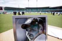A special tribute for late Phil Hughes
