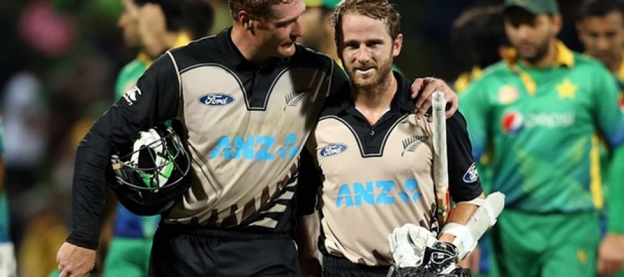 New Zealand Openers Set World Record Against Pakistan
