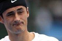 Bad boy Tomic in foul-mouthed practice row – report