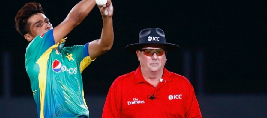 Amir takes one wicket in T20 series against NZ
