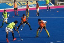 Hockey camp in Karachi lacks facilities