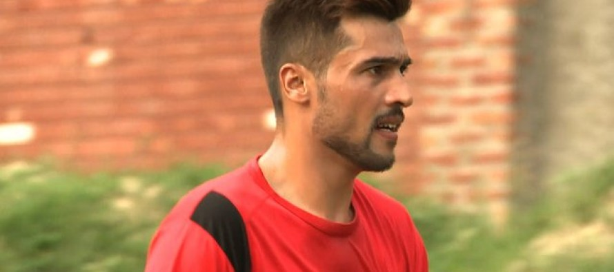 Mohammad Amir thanks his supporters